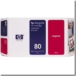 HP-80MAGENTA-OE