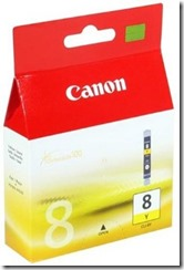 canon jaune