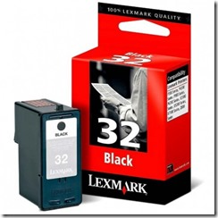 lexmark 32